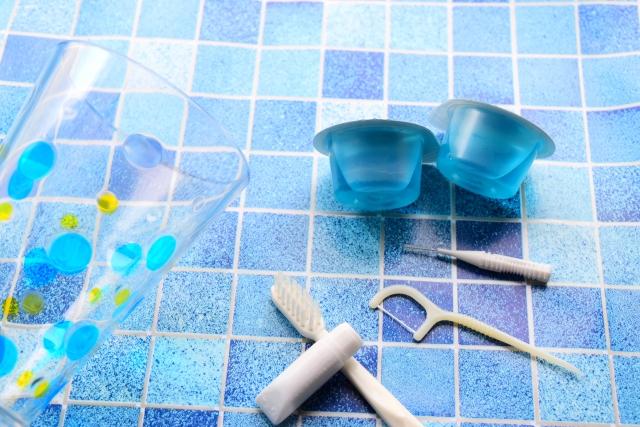 歯のメンテナンスしてますか?